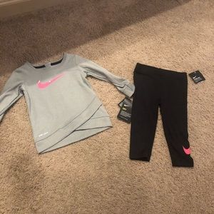 💖NWT💖 Nike 2 Piece Toddler Girl Set